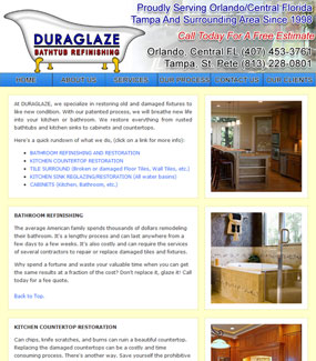 Duraglaze of Central Florida