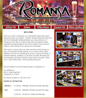 Romansa Cafe / Restaurant